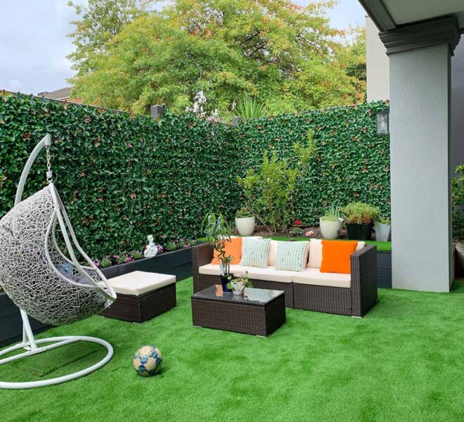 Alfresco Garden - Balwyn North - Interior Design - Interior Matters