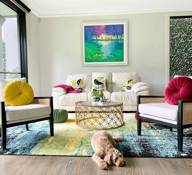 Family Room - Balwyn North - Interior Design - Interior Matters