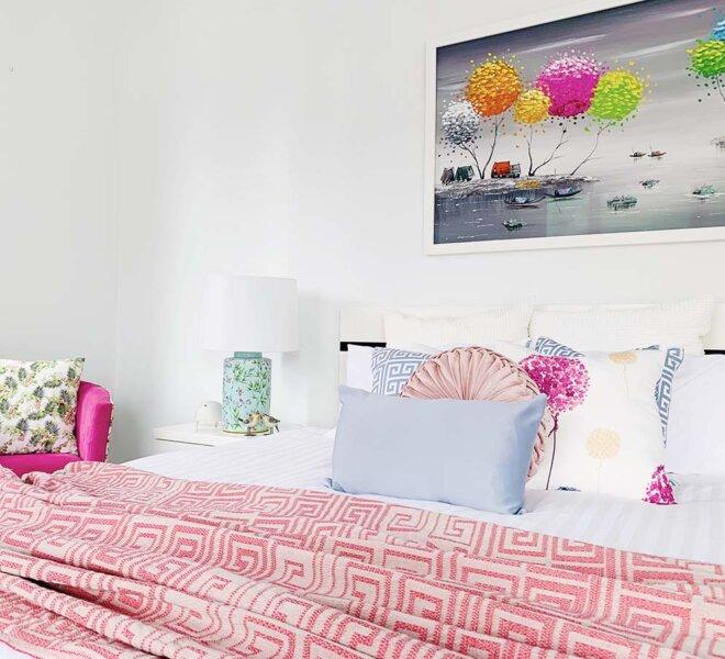 Master Bedroom - Balwyn North - Interior Design - Interior Matters