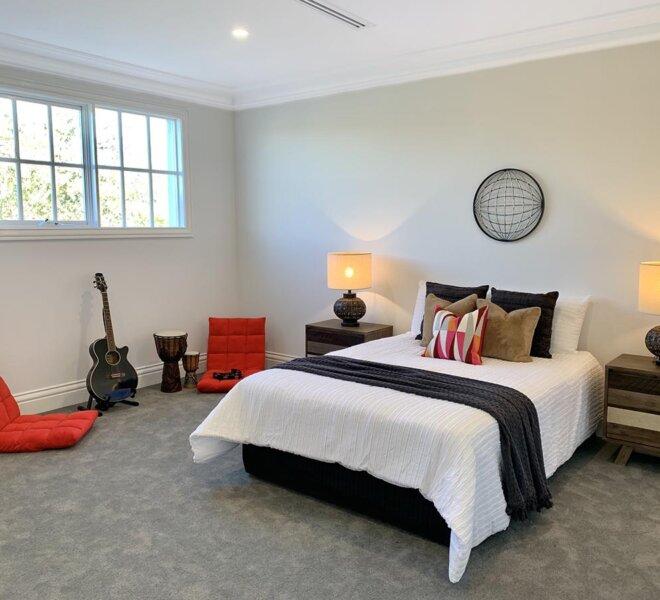 Guest Bedroom After Renovation