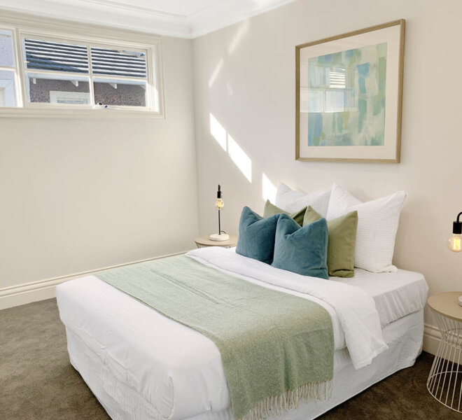 Teenage Bedroom After Renovation